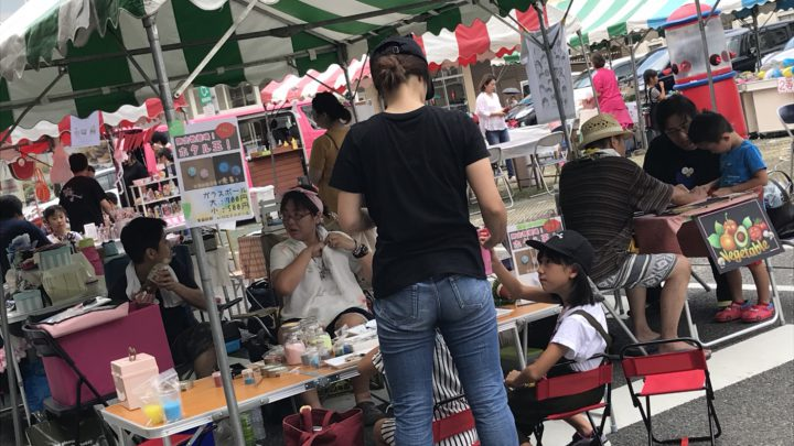 新深江フレンドマートで夏祭り!